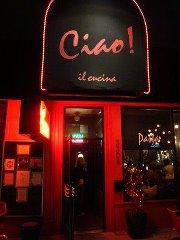 ciao entrance