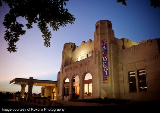 The Oklahoma Jazz Hall of Fame