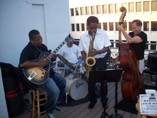 dean jazz tribe