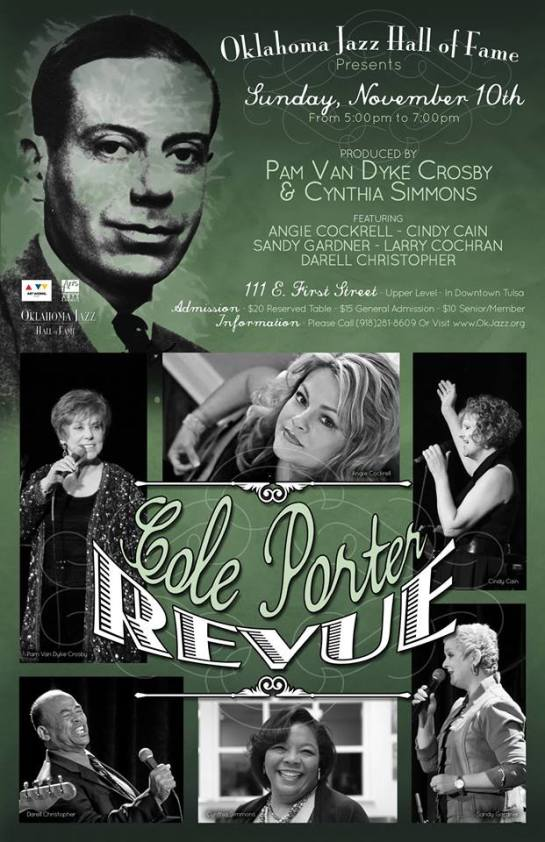 cole porter poster