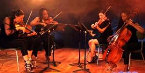 Quartette-Indigo