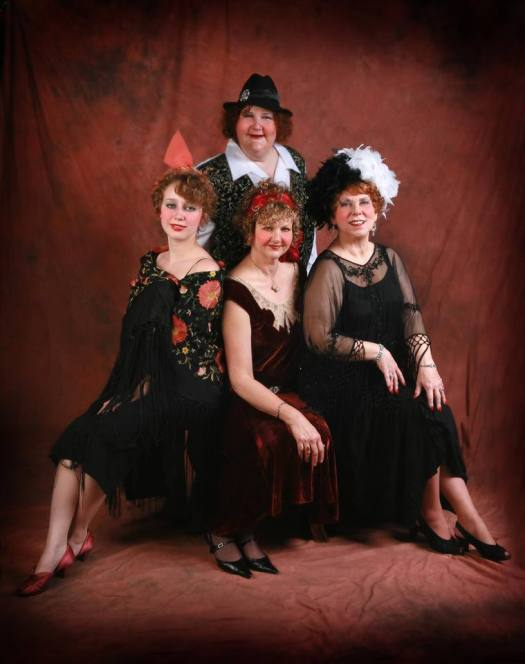 4 ladies msc