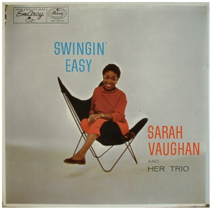sarah vaughan swingin lp