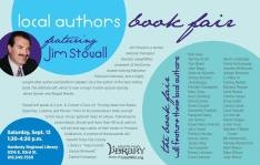 local authors book fair