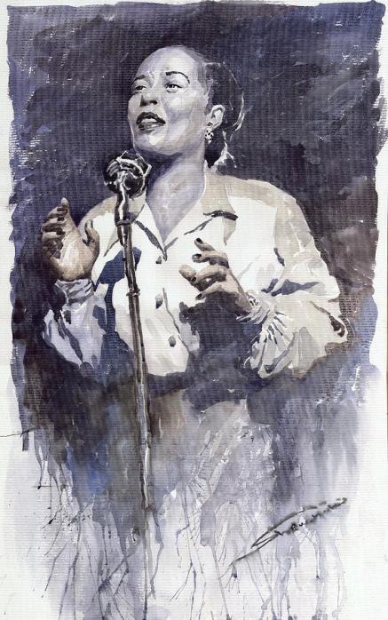 jazz-billie-holiday-lady-sings-the-blues-yuriy-shevchuk