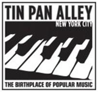 Tin Pan Alley jazz hall