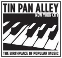 Tin Pan Alley jazz hall