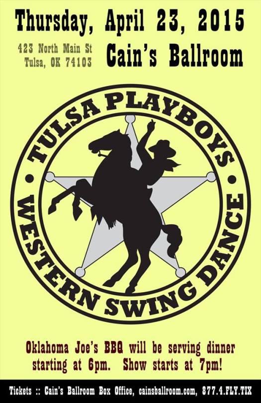 tulsa playboys at cains 42315