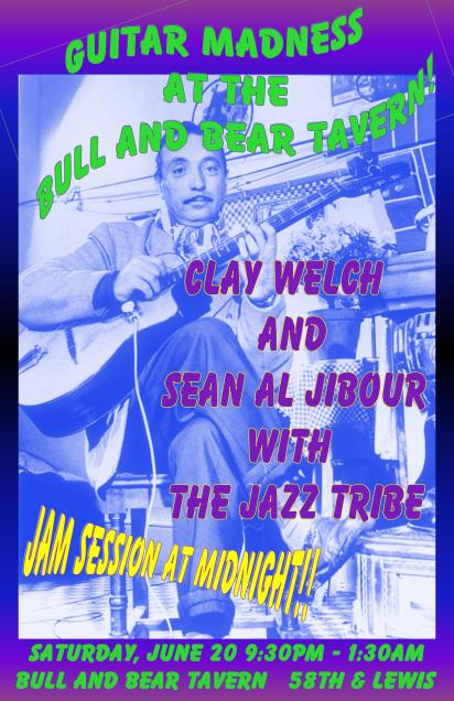 Welch-Jibour Bull and Bear 6.20.15