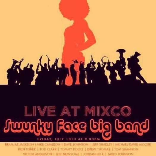 Swunky Face Mixco