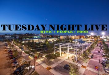 tuesday night live guthrie green