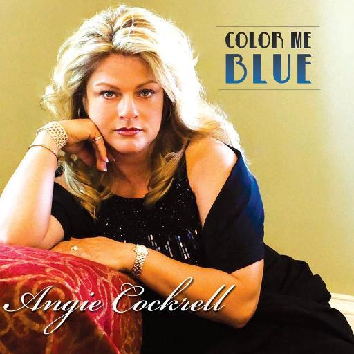 Angie Cockrell color me blue cover
