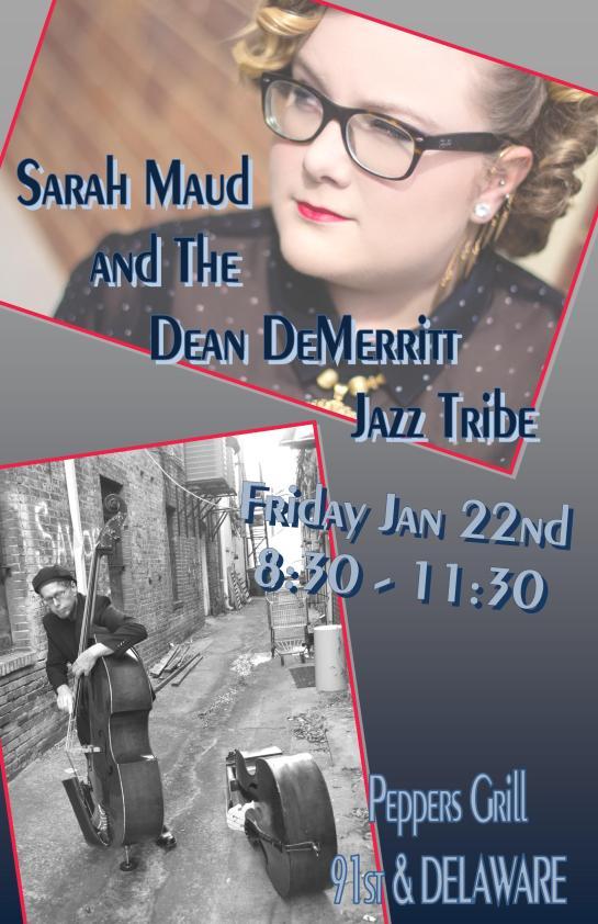 Sarah Maud Peppers Jan 22