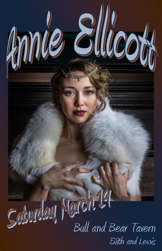 Annie Ellicott Bull and Bear March 19