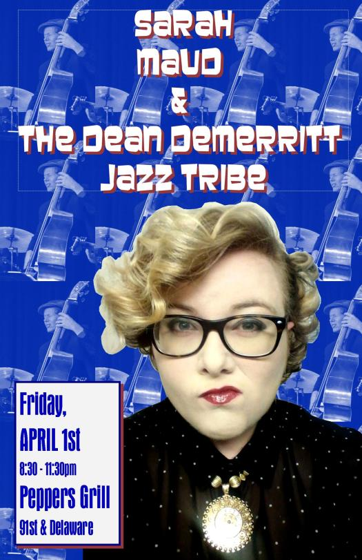 Sarah Maud Peppers Grill April 1 2016