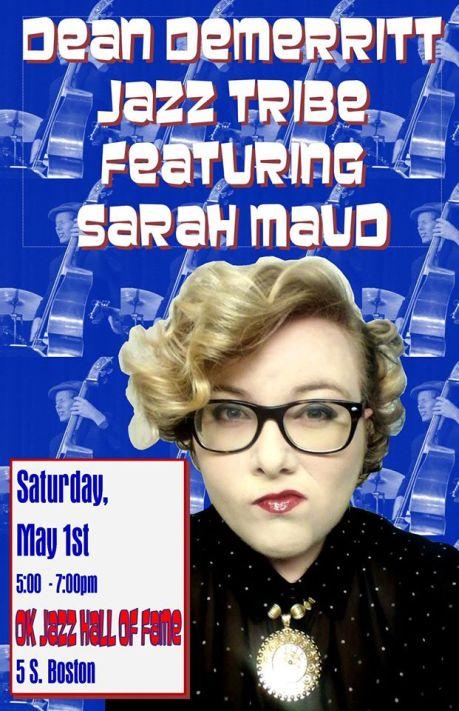 dean and sarah at jazz hall may 1st 2016