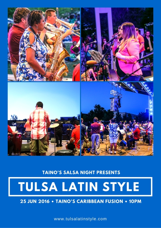 TLS at Taino's Salsa Night 2016