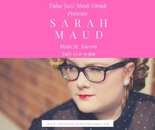 Sarah Maud at MST 6%2F13%2F2016