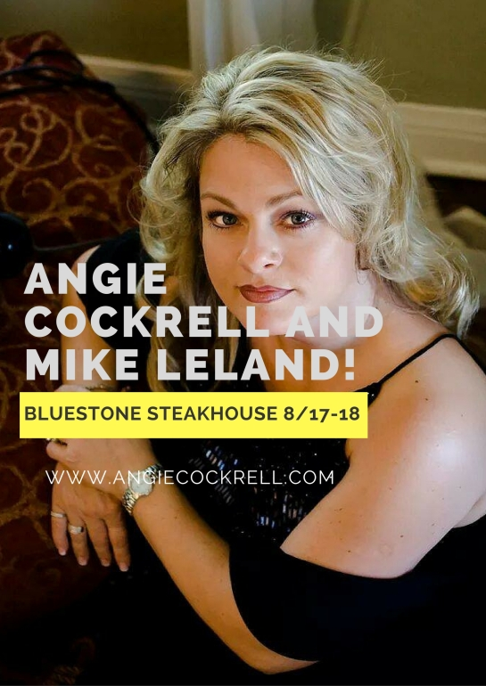 Angie Cockrell and Mike Leland! Aug 17-18 2016