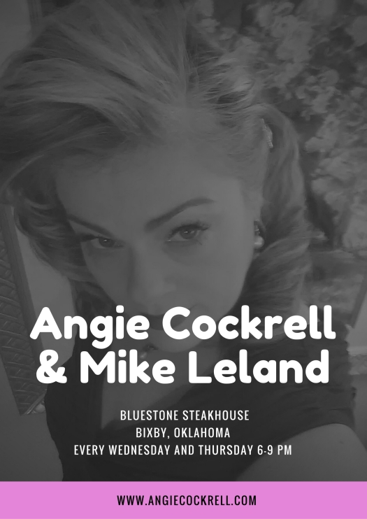 Angie Cockrell & Mike Leland