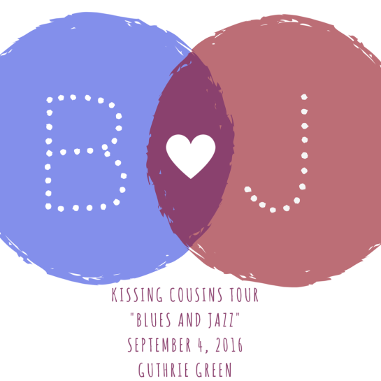 Kissing Cousins Tour1