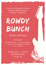 Rowdy Bunch Music Festival