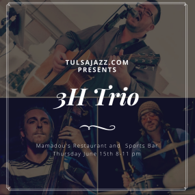 3H Trio at Mamadou's June 15th 2017