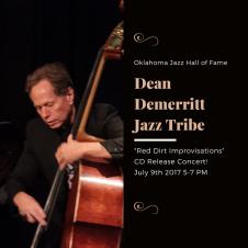 Dean Demerritt Jazz Tribe CD Release Concert 6917