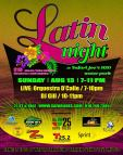 safari joes latin night