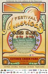 festival americas poster 2017