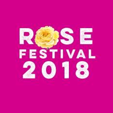 2018 Rose Festival Poster
