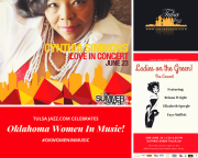 2018 Oklahoma Women In Music! Update