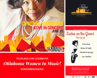 2018 Oklahoma Women In Music! Update