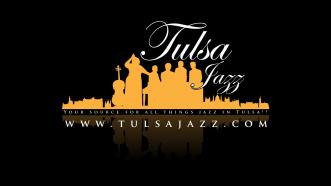Tulsa Jazz logo with.com